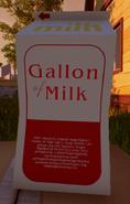 Пакет молока508
