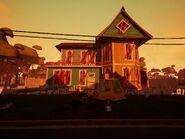 Дом в обучении Beta 3