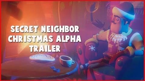 Secret Neighbor Christmas Alpha Trailer