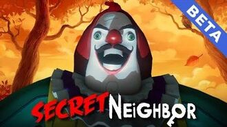 Secret Neighbor Beta Trailer - Starts Aug 2
