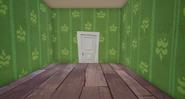Вход в другую часть комнаты