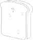Иконка ломтика буханки хлеба2