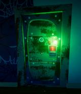 Дверь с Электронным замком 2