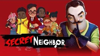 Secret Neighbor - Easter Alpha Trailer