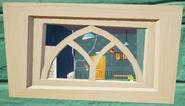 Окно-135