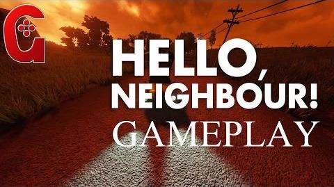 Hello, Neighbour! Prototype Gameplay preview