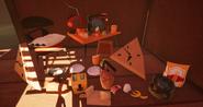Все вещи из квартиры Главного героя