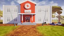 Релиз госпиталь