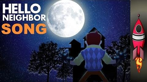 """🔴 OFFICIAL Hello Neighbor Alpha 4 Song """"Afraid Of The Dark"""" Rockit Gaming 🚀-0"""