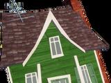 Зелёный дом М13