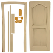Текстура реалестичной двери