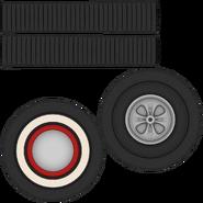 Wheel dif