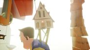 Финал битва дом на спине соседа
