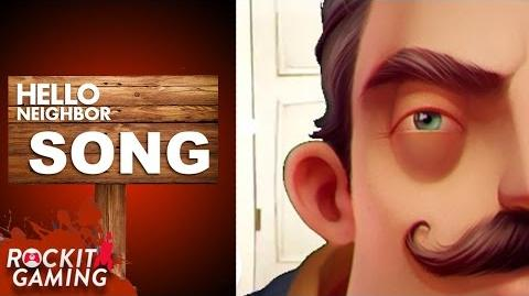 Hello Neighbor Song Alone With You Rockit Gaming