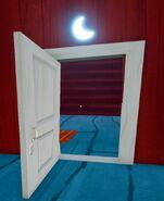 Растянутая дверь 2
