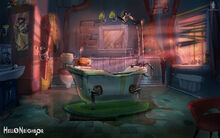Igor-burlakov-dartgarry-hello-neighbor-bathroom-2-dartgarry