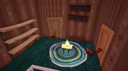 Комната со ступеньками 2
