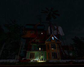 Дом Соседа из Альфы 3
