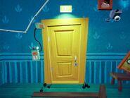 Дверь подвала полностью доступна (Акт 3)