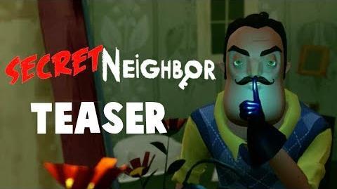 Secret Neighbor Teaser