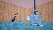 Комната с магнитом в другом ракурсе (Beta 3)