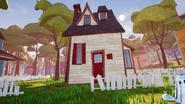 Дом из Alpha 4 как второстепенный дом