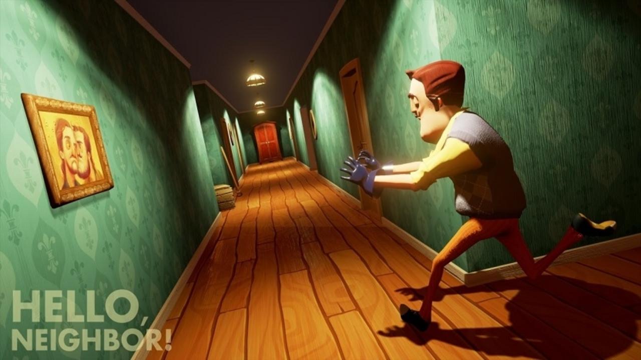Hello Neighbor Alpha Gamep – Meta Morphoz
