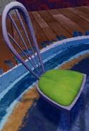 Special chair in Beta 3