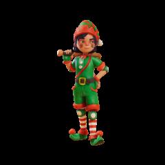Christmas costume Brave