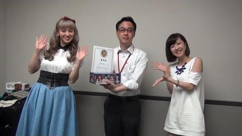 Berryz工房10周年記念全国縦断MAJIYADEキャンペーンin神戸