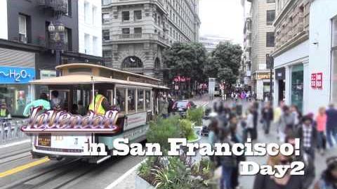 LoVendoя in San Francisco!