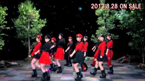 8月28日発売 モーニング娘。 54thシングル 「わがまま 気のまま 愛のジョーク/愛の軍団」