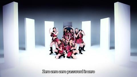 モーニング娘。'14『Password is 0』(Dance Shot Ver
