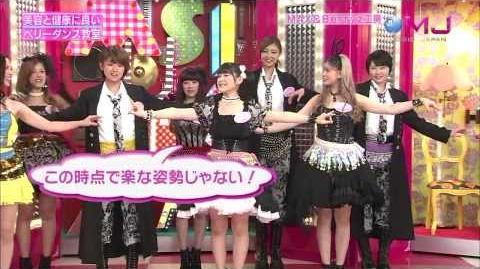 Berryz工房 MUSIC JAPAN 131010