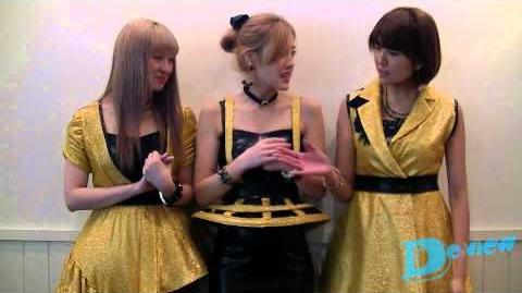 Berryz工房/『デ☆ビュー』2014年4月号掲載