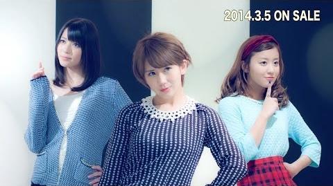 2014年3月5日発売 ℃-ute 24thシングル『心の叫びを歌にしてみた/Love take it all』