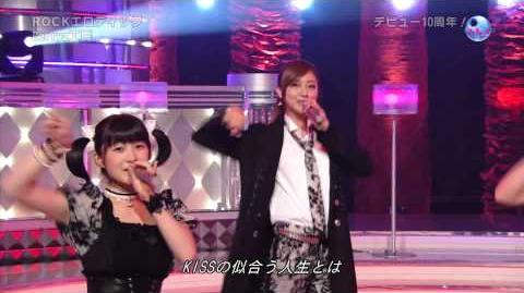 Berryz工房 ROCKエロティック MUSIC JAPAN 131010