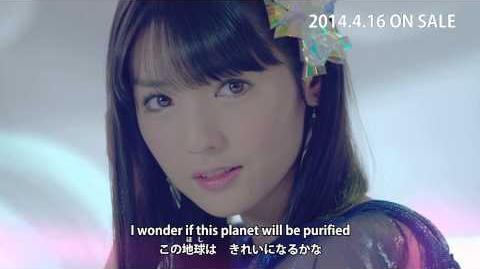 2014年4月16日発売 モーニング娘。'14 56thシングル『時空を超え 宇宙を超え/Password is 0』