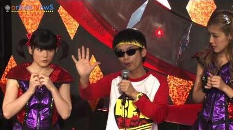 Berryz工房10周年記念日にBKBが乱入!