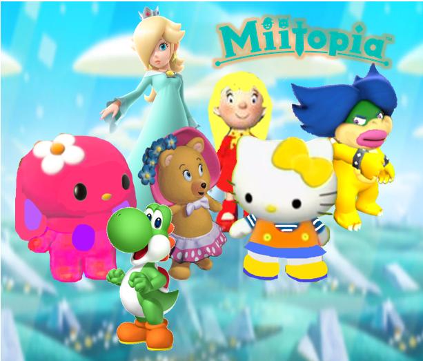 Miitopia: Hello yoshi | Hello yoshi Wiki | FANDOM powered by