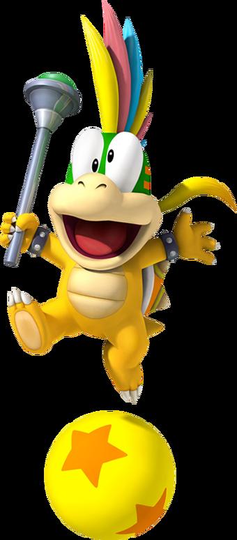 Lemmy Koopa Hello Yoshi Wiki Fandom