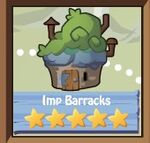 Imp Barracks