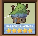 Imp Chief's Fortress
