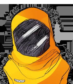 HC3 (Masked)