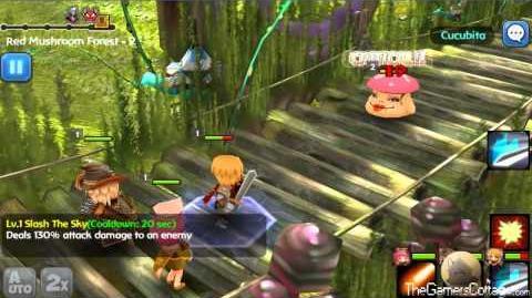 Hello Hero - Armon Red Mushroom Forrest 2