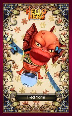 Red Yomi Facebook