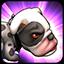 Battle Dog Shaggy icon