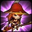 Sorceress Sally icon