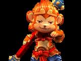Divine Warrior Wukong