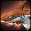 Underboss Shark icon